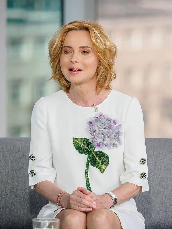 Jolanta Pieńkowska zastąpiła Magdę Mołek w Dzień Dobry TVN