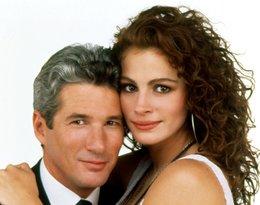 """Julia Roberts i Richard Gere w filmie """"Pretty Woman"""", 1990 rok"""