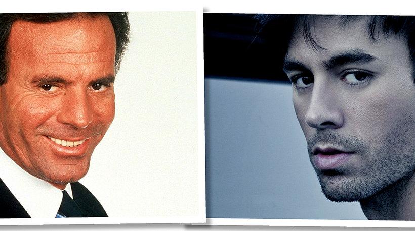 Julio Iglesias, Enrique Iglesias, Julio nie jest ojcem Enrique Iglesias?