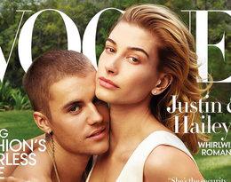 Justin Bieber i Hailey Bieber na okładce Vogue o ślubie i miłości