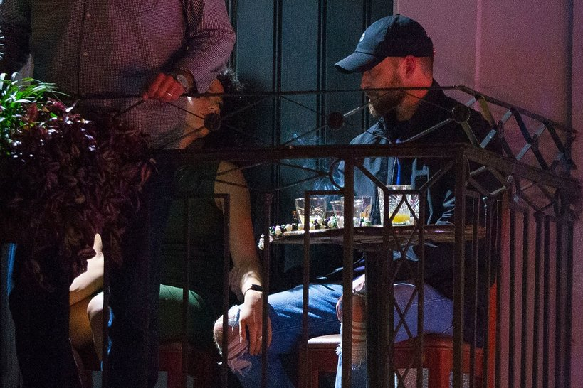 Justin Timberlake, Alisha Wainwright