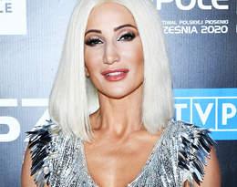 Justyna Steczkowska jak Lady GaGa! Zaskoczyła blond fryzurą w Opolu