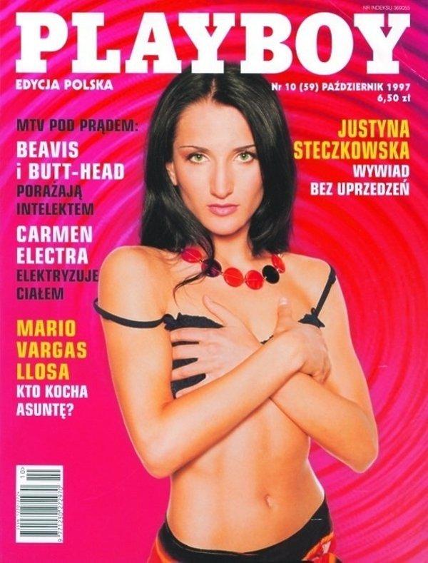 Justyna Steczkowska, Playboy