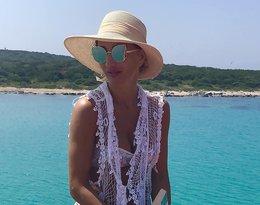 Justyna Steczkowska w bikini na wakacjach - wow, ale ona ma ciało!