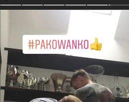 Justyna Żyła spakowała wszystkie trofea Piotra na Dzień Ojca
