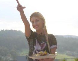 Justyna Żyła założyła kanał kulinarny na Youtube