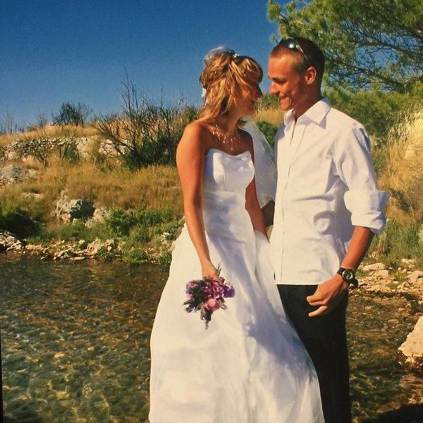 Justyna Żyła zamieściła zdjęcia ze ślubu z Piotrem sprzed 12 lat
