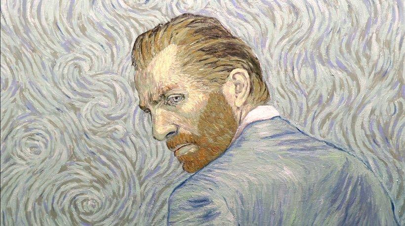"kadr z filmu ""Loving Vincent"""
