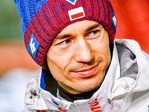 Kamil Stoch przerwał program w norweskiej telewizji