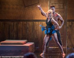 Kasia Dziurska upadła na element scenografii w Dance, Dance, Dance