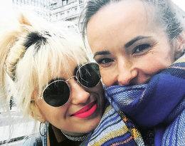 Kasia Kowalska z córką Aleksandrą Kowalską