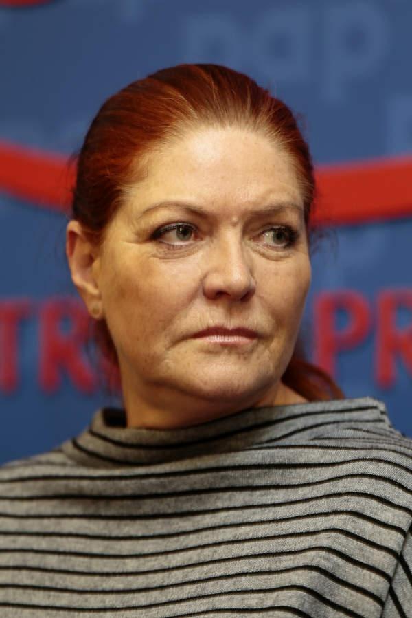 Katarzyna Dowbor, Warszawa, 16.02.2018 rok