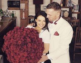 Katarzyna Glinka i Jarosław Bieniecki - zdjęcia z Instagramu