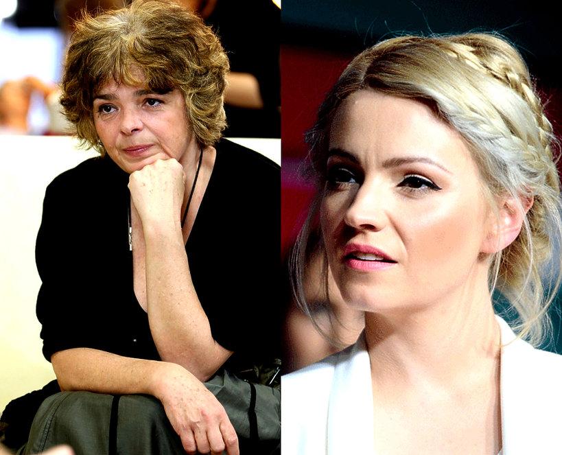 Katarzyna Grochola i Dorota Szelągowska - tak wyglądało dzieciństwo gwiazdy