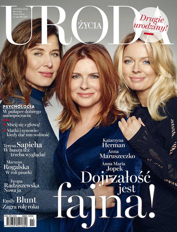 Katarzyna Herman, Anna Maruszeczko i Anna Maria Jopek