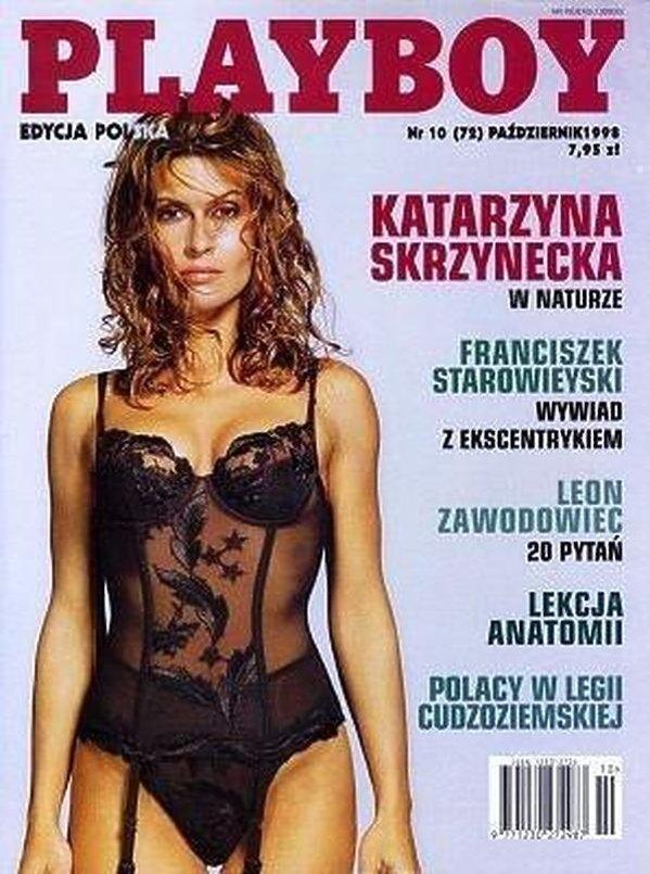 Katarzyna Skrzynecka, Playboy