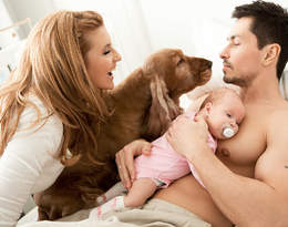 Marcin Łopucki pokazał naprawdę urocze zdjęcie ze swoją córką!