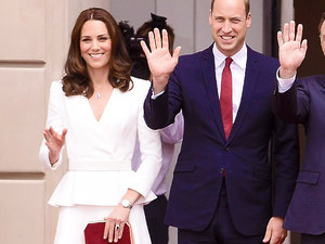 Kate, William, Duda
