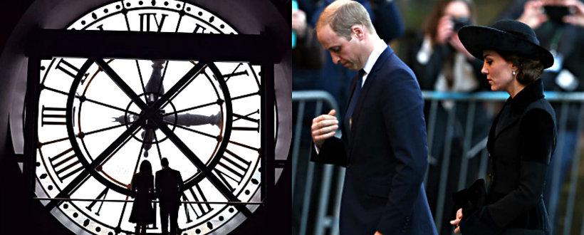 Kate, William, Kate i William w Paryżu, kryzys w związku Kate i Williama, księżna Kate i książę William