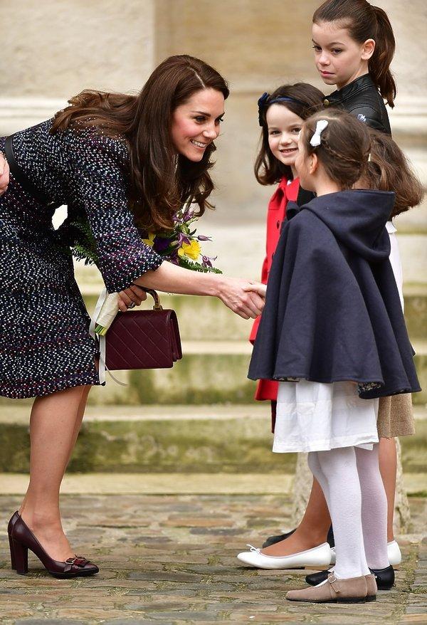 Kate, William, księżna Kate, Kate Middleton, Kate i William we Francji