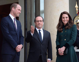 Kate, William, księżna Kate, Kate Middleton, Kate i William we Francji