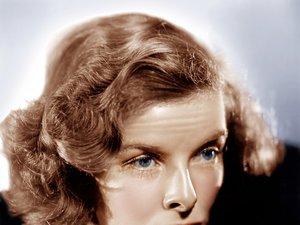 Katharine Hepburn portret