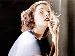 Katharine Hepburn w latach 30-ych