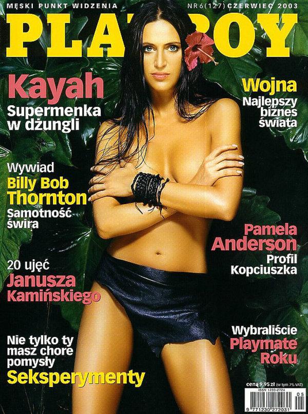 Kayah, Playboy
