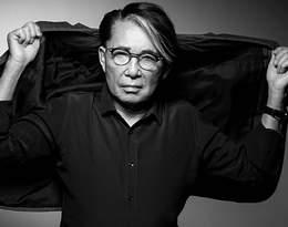 Nie żyje Kenzo Takada! Projektant zmarł na COVID-19!