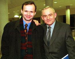 Kim był syn Leszka Millera i jakie były jego stosunkiz ojcem?