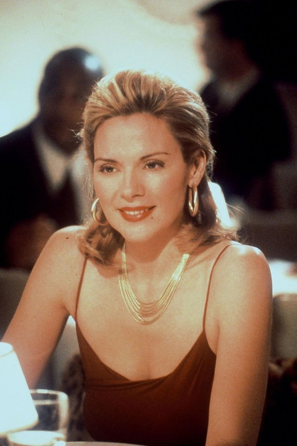 Kim Catrall, Samantha Jones