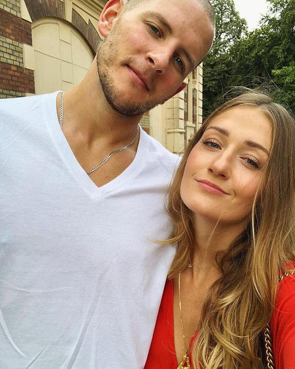 Kim jest dziewczyna Bartosza Kurka, Anna Grejman?