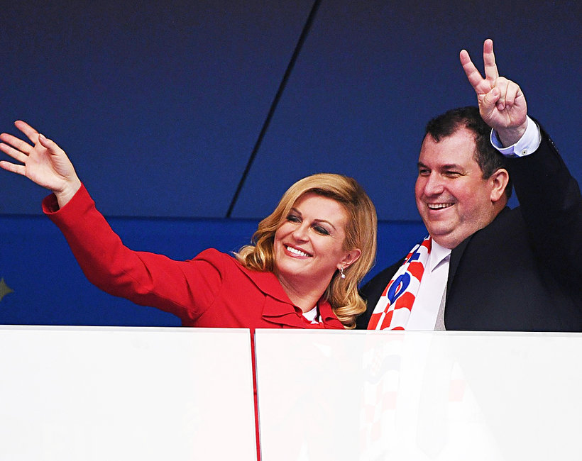 Kim jest mąż prezydent Chorwacji, Kolindy Grabar-Kitarović, profesor Jakov Kitarović?