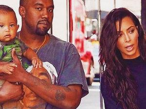 Kim Kardashian, Dzieci gwiazd