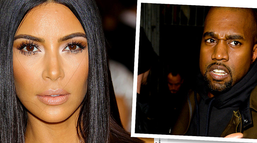 Kim Kardashian, Kanye Westa