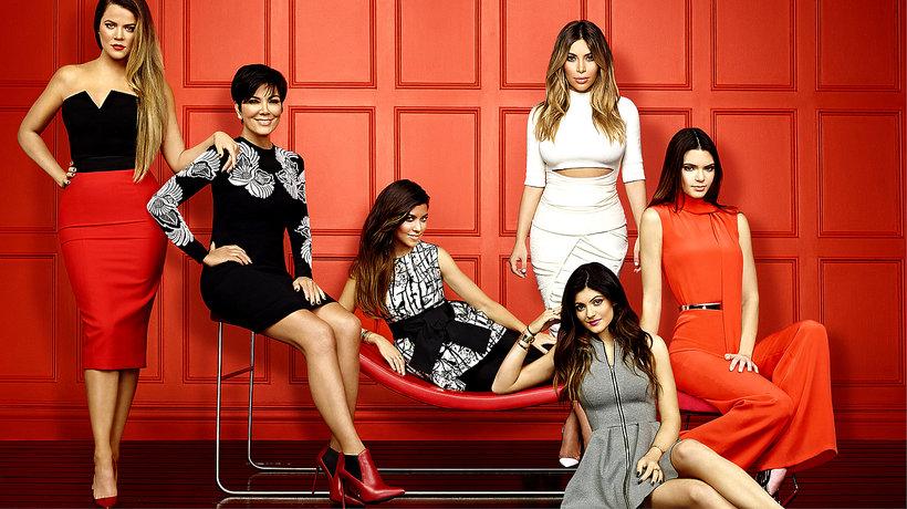 Kim Kardashian, rodzina Kardashianów