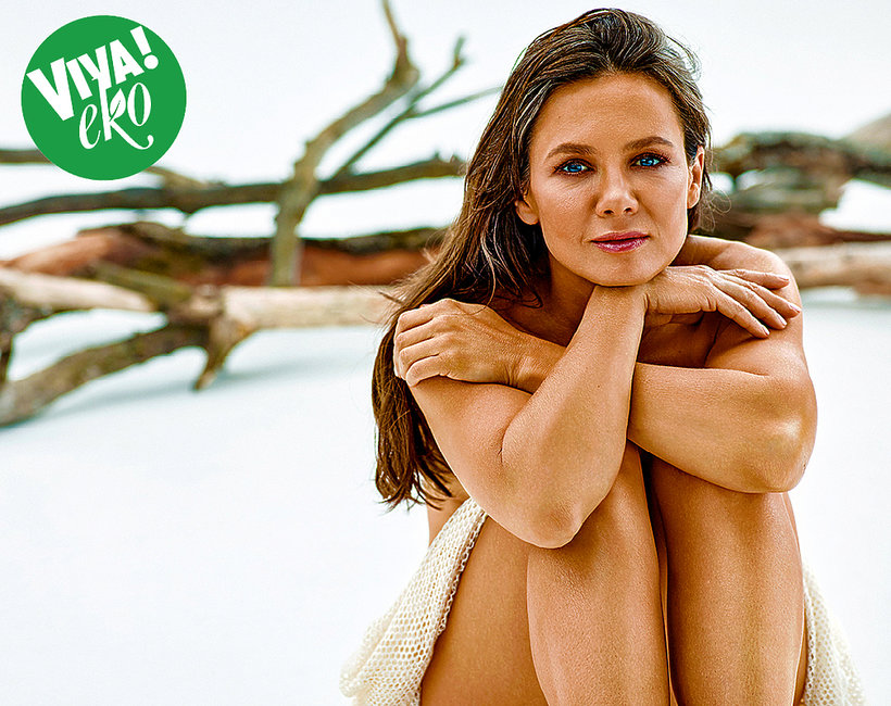 Kinga Rusin, VIVA! czerwiec 2019, VIVA! 13/2019, eko