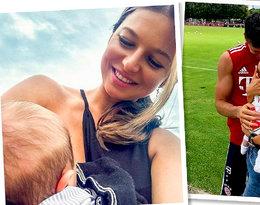 """Klara Lewandowska rośnie jak na drożdżach! Zobacz wszystkie zdjęcia polskiego """"royal baby""""!"""