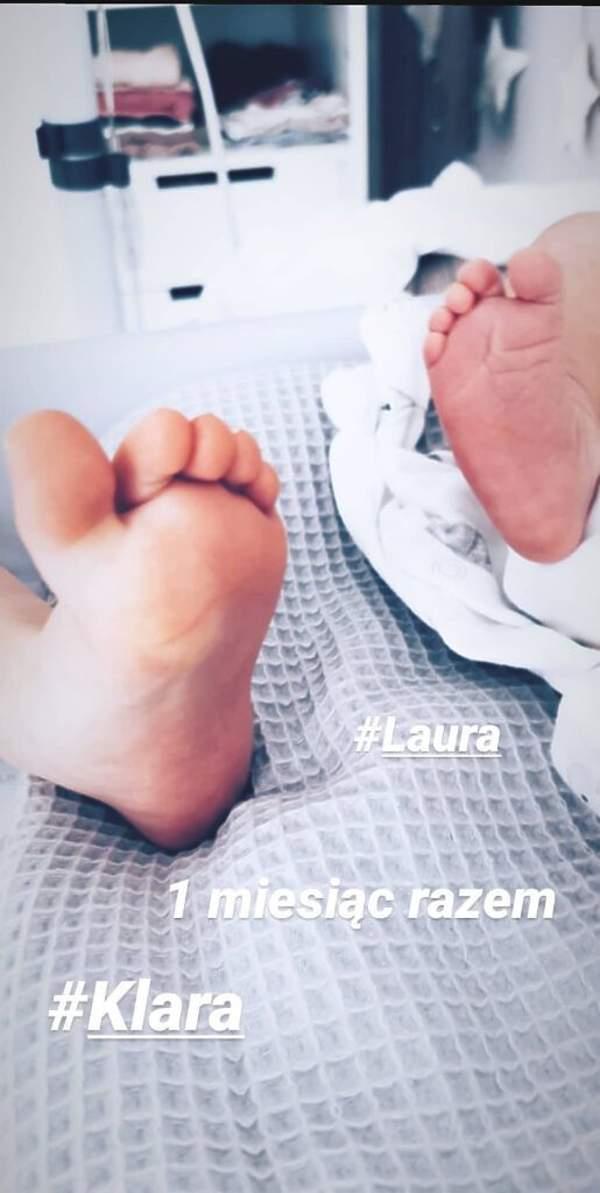 Klara Lewandowska, Laura Lewandowska