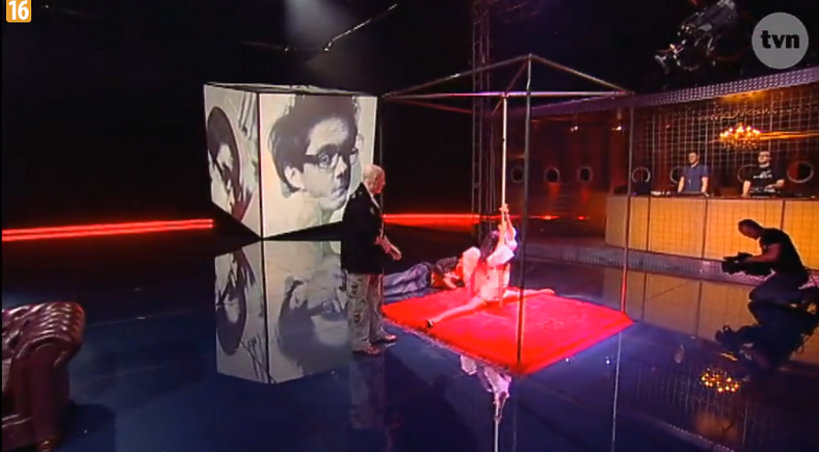 Klaudia El Dursi w programie Kuba Wojewódzki