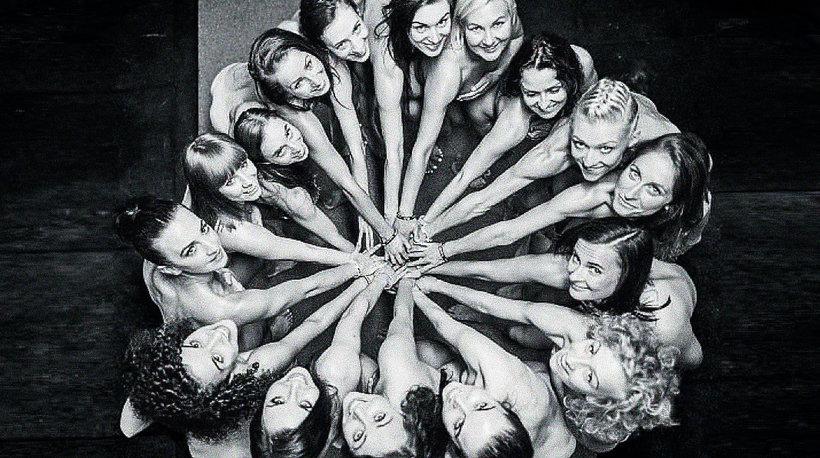 Kobiety z Crossfit Trójmiasto promują profilaktykę męskich nowotworów