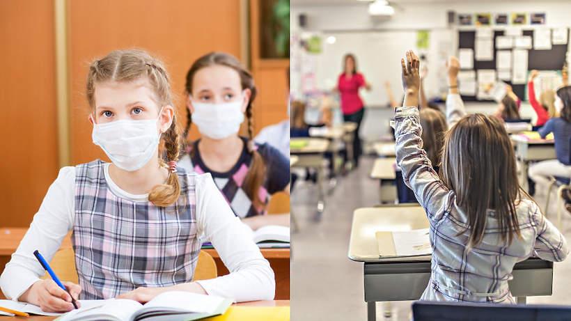 koronawirus, epidemia, pandemia, szkoła, dzieci