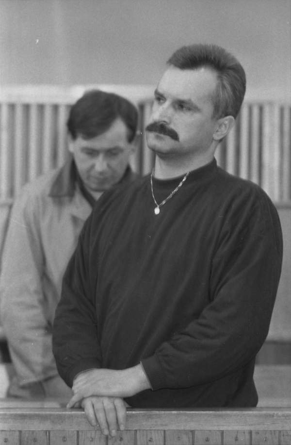Kraków, grudzień 1990 roku, proces Zdzisława Najmrodzkiego. Wyrok Sądu Rejonowego