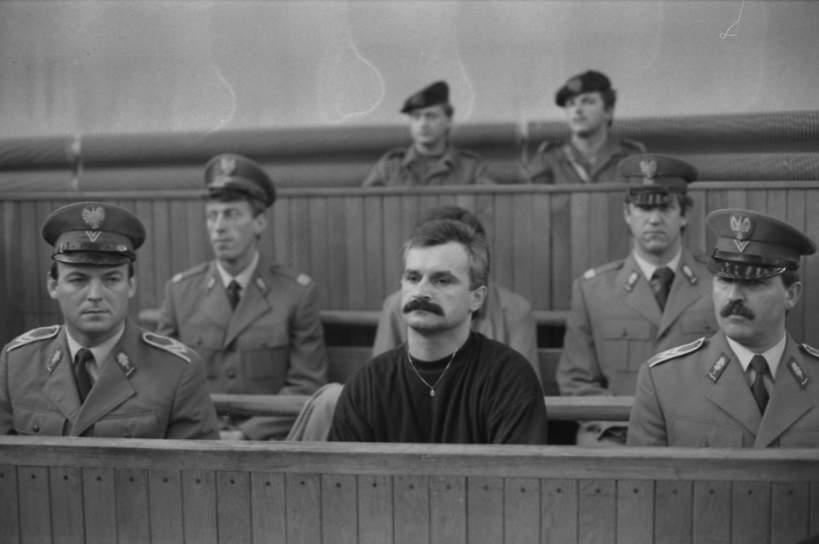 Kraków wrzesień 1990 roku, proces Zdzisława Najmrodzkiego - rozpoczęcie