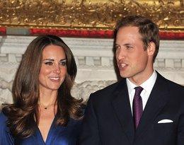 Królewskie zaręczyny: książę William i księżna Kate