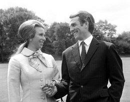 Królewskie zaręczyny: księżniczka Anna i Mark Phillips