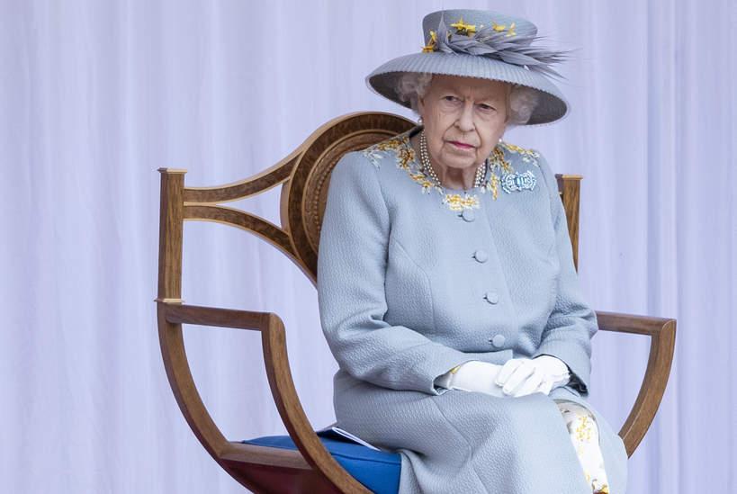 Królowa Elżbieta II: 95. urodziny. Windsor, para wojskowa, 12.06.2021 rok