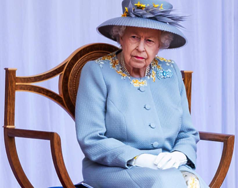 Królowa Elżbieta II: 95. urodziny. Windsor, Pierwsze po śmierci księcia Filipa 12.06.2021 rok