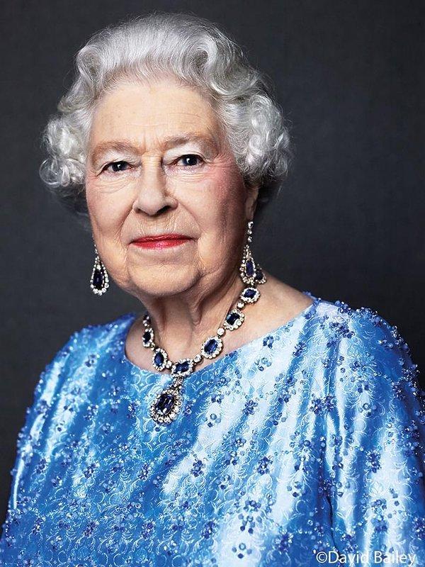 Królowa Elżbieta II jako matka