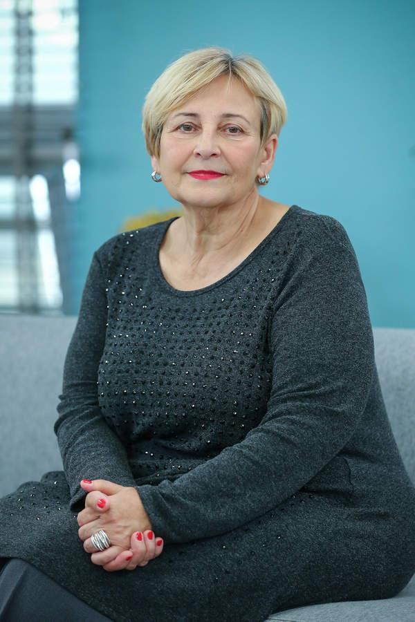 Krystyna Przybylska, mama Ani Przybylskiej, 24.09.2017